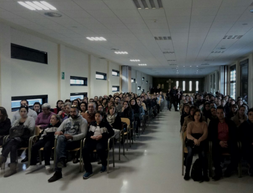 Presentación plataforma en Illescas